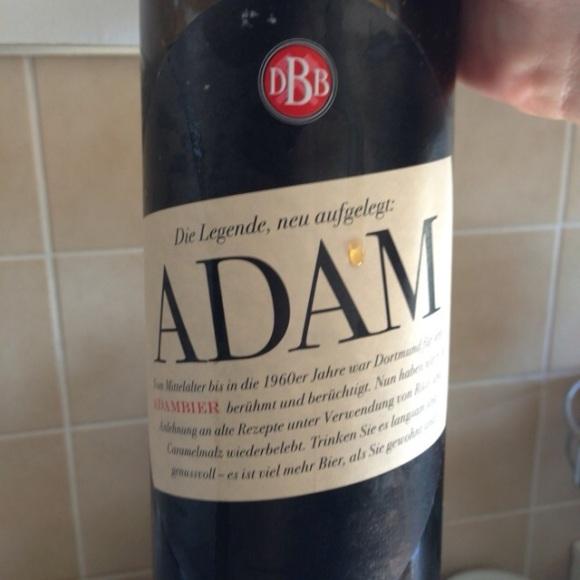 Bergmann Adam Jahrgangsbier